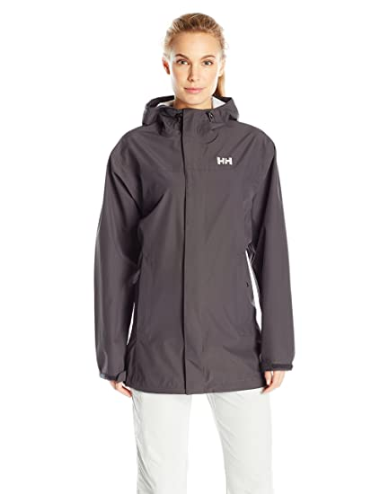 Helly Hansen Women's Freya Jacket, Ebony, X-Small