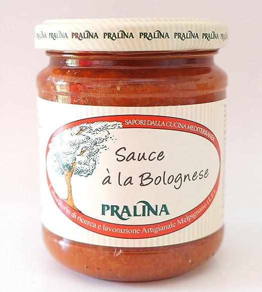 Pralina - Salsa boloñesa 180 gr