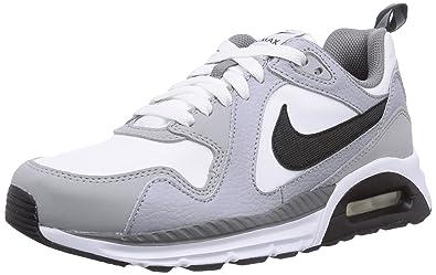 pretty nice 4178d 65ea9 Nike Air Max Trax (GS), Chaussures de Running Mixte Enfant, (Blanco