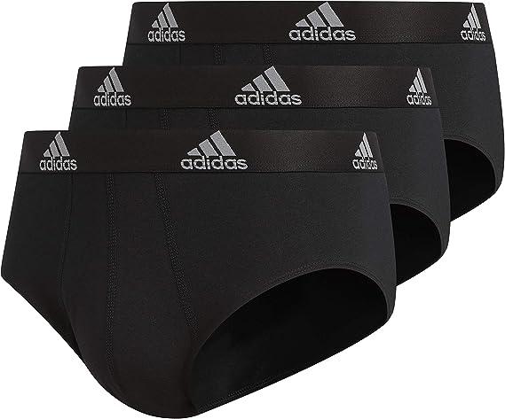 vida entusiasta regular  Adidas Ropa Interior de algodón elástico (Paquete de 3) Ropa Interior para  Hombre: Amazon.com.mx: Ropa, Zapatos y Accesorios