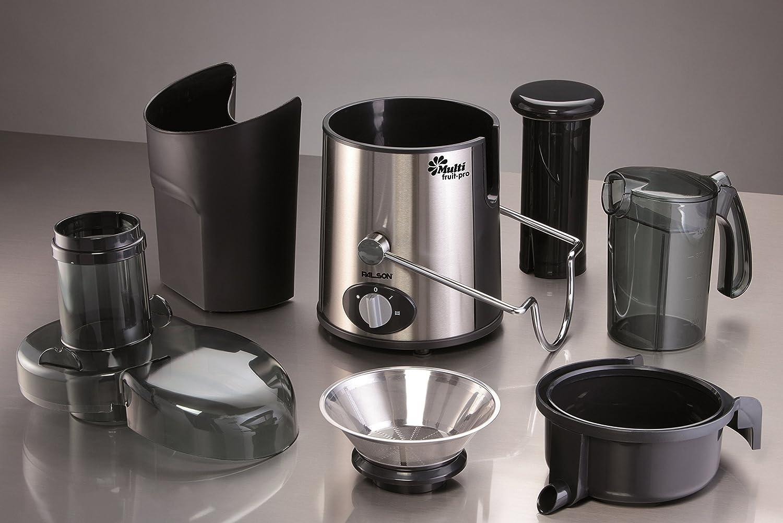 Palson 30561 Licuadora 800W, 800 W, 2 litros, Negro, Acero Inoxidable: Amazon.es: Hogar