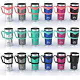Pink Handle for 30 oz Stainless Steel Tumbler by SheriffDrink - Fits Yeti Rambler, Sic, Rtic and More! + 4 Bonus Ebooks!