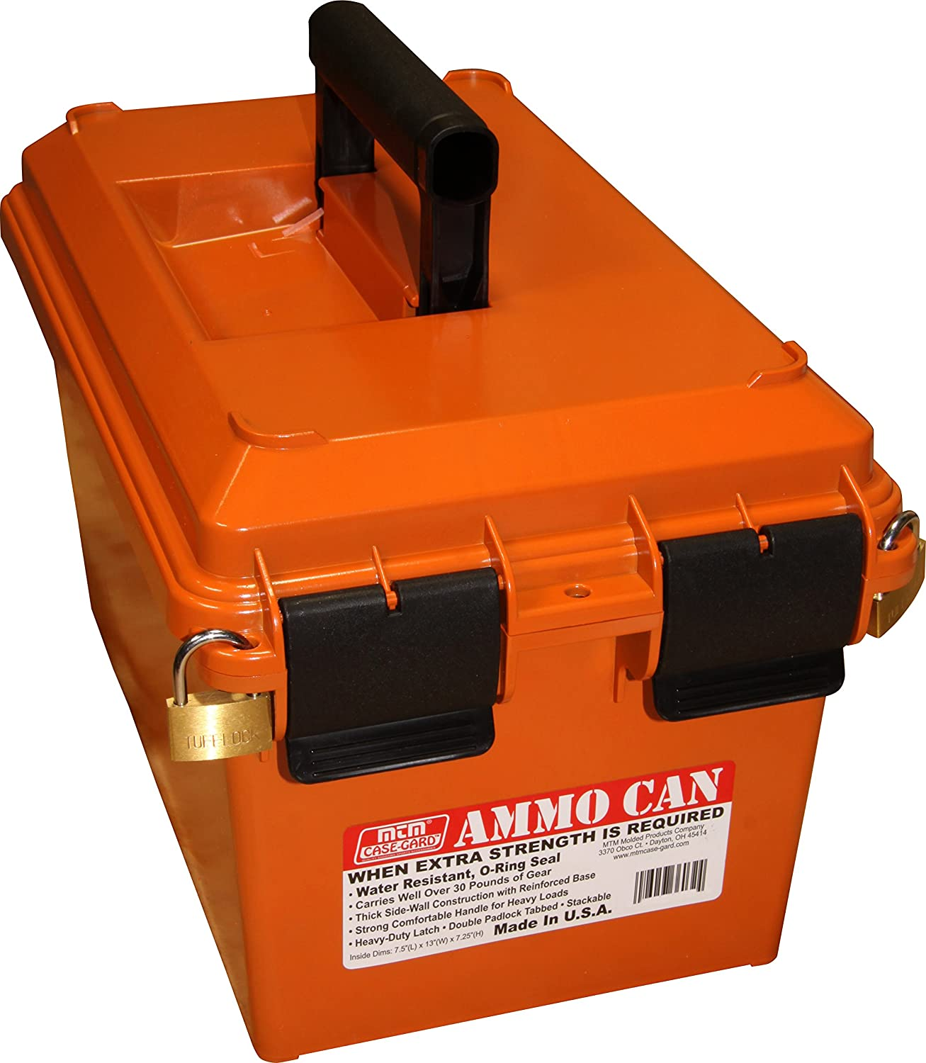 MTM Ammo Can