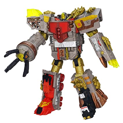 Com Transformers Omega Supreme Action Figure Platinum Edition Toys Games