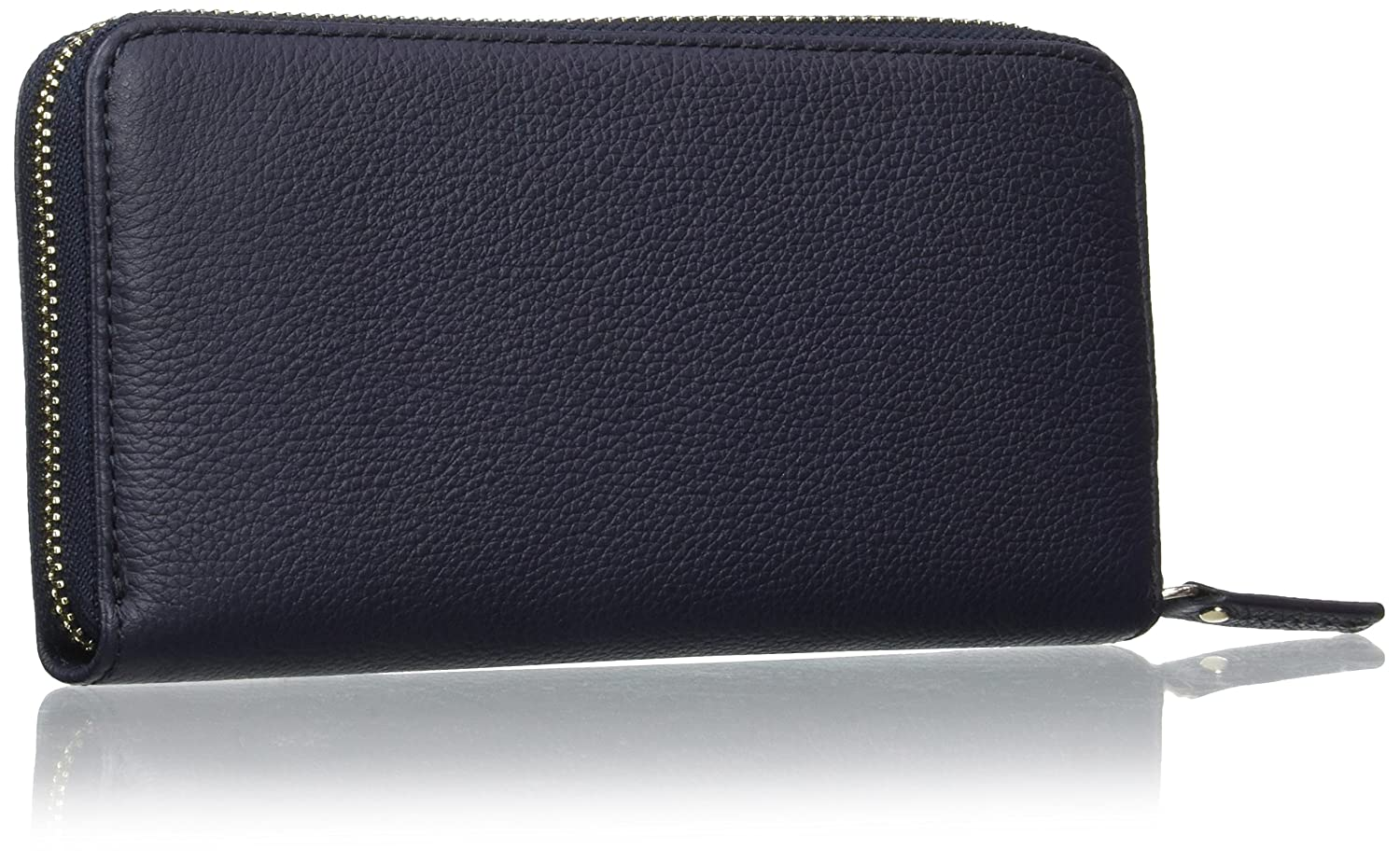Amazon.com: Tommy Hilfiger Womens Basic Leather Large Za Wallet Wallet Blue (Tommy Navy): Shoes