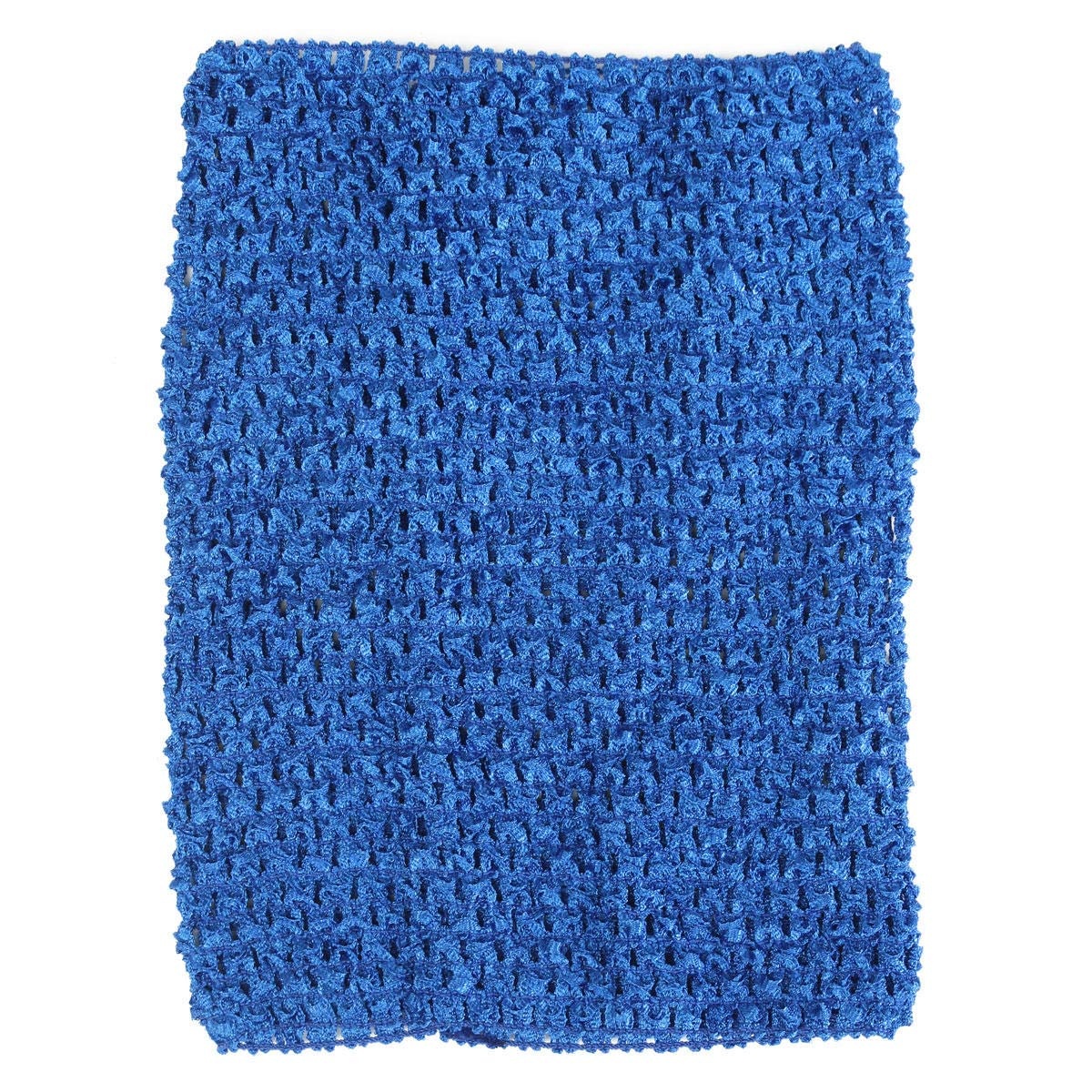 9/'/' Elastic Tutu Tube Top Stretch Crochet Waistband Headband Hair Band DIY