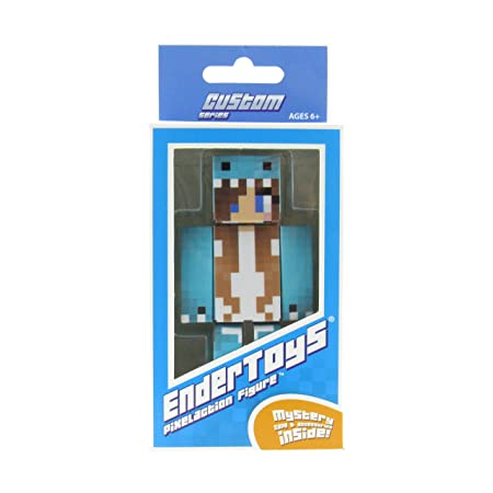 Not an Official Minecraft Product EnderToys Dino Girl