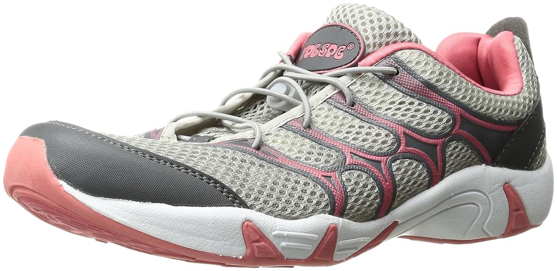 RocSoc Women's Water Shoe B0106JWULG 10 B(M) US|Coral/Grey