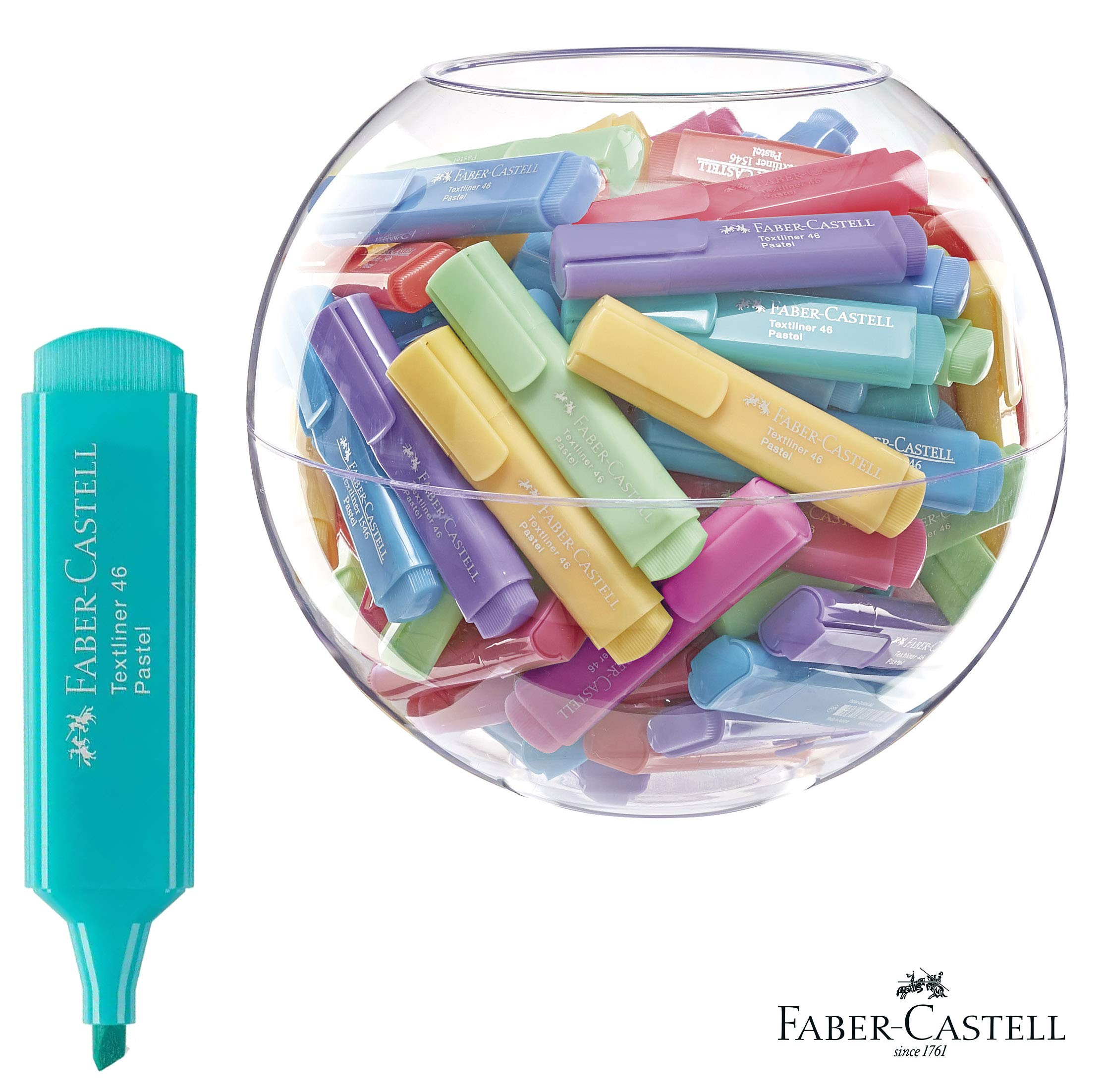 Faber Candy Box 110 Pastel Markers