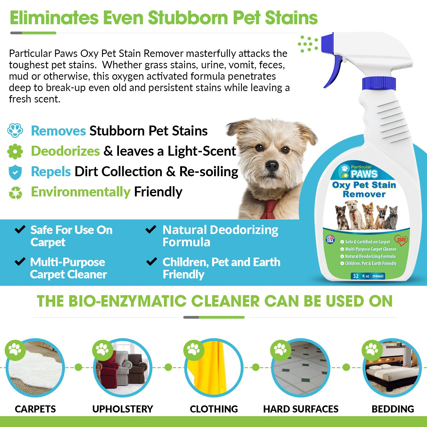 oxy pet stain remover carpet cleaning with oxygen