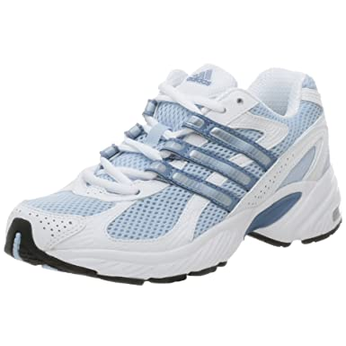 new arrival 4b297 fc72a adidas Womens Fortitude 2 Running Shoe,LtbluAtlbluRunwht,5.5 D