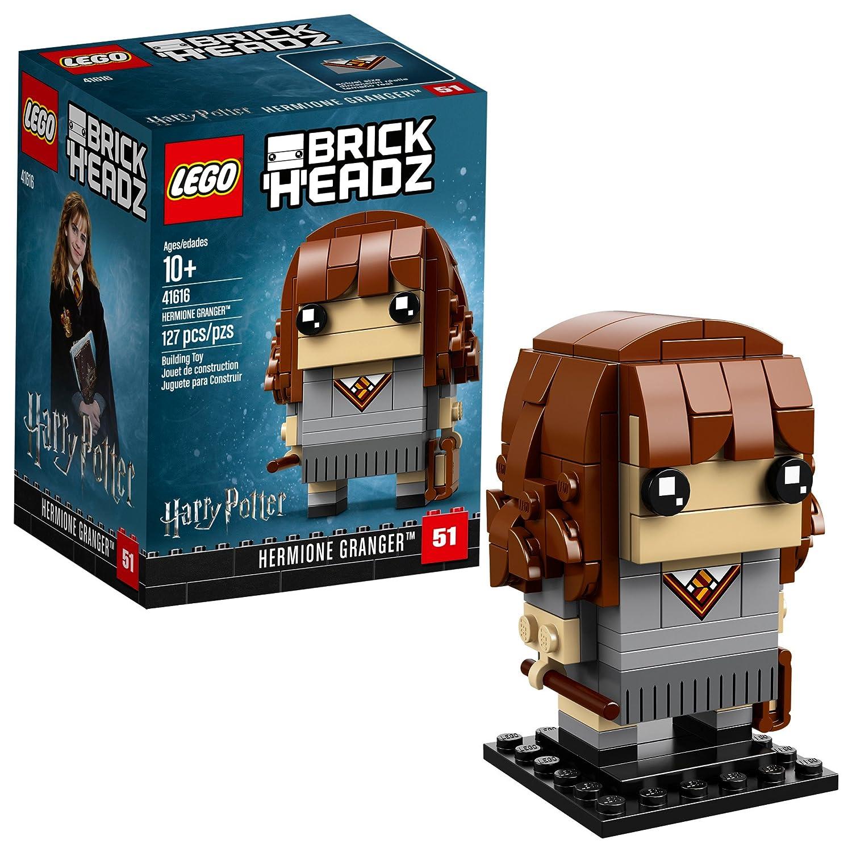 LEGO BrickHeadz Hermione Granger Building Kit, 127 Piece, Multicolor CONF Good guy 1 41616