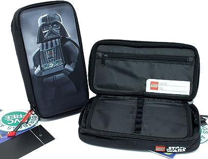 Estuche Organizzato 3d Star Wars Lego: Amazon.es: Oficina y papelería