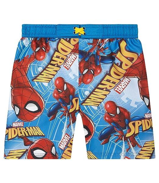 1e64303f4b9b10 Spiderman Boy s Boxer Shorts  Amazon.co.uk  Clothing