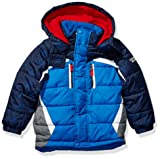 London Fog Boys' Big Active Puffer Jacket Winter