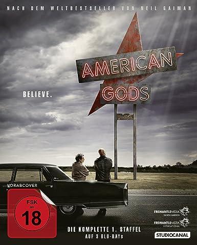 American Gods - Staffel 1 [Blu-ray] [Collector's Edition]