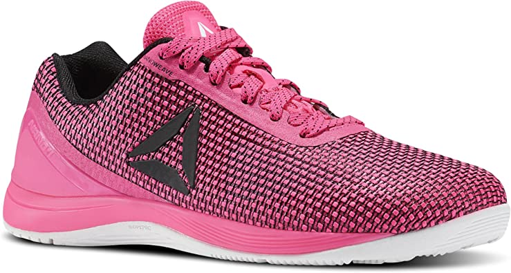 Chaussures Reebok CrossFit Nano 8.0 noir rose femme Prix