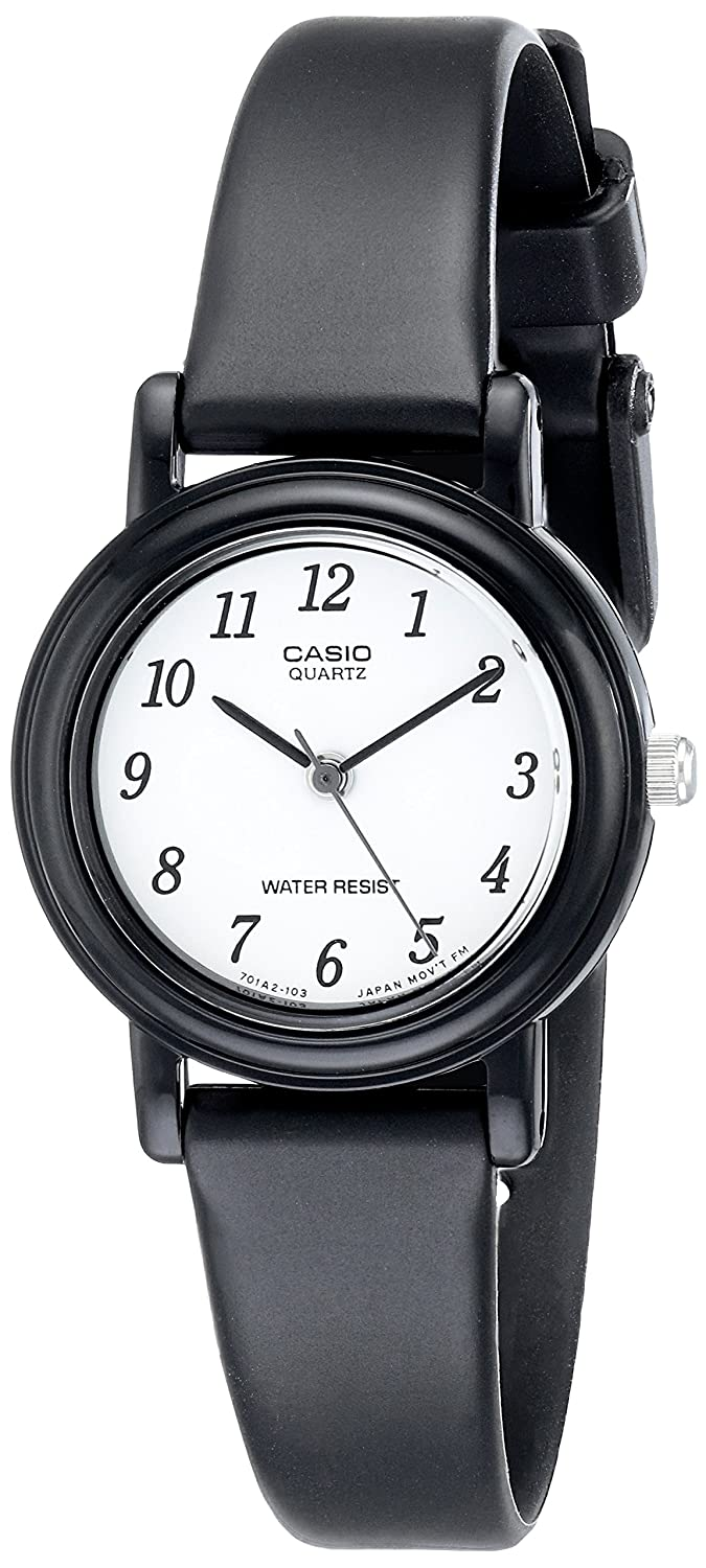 casio amazon band resin with men watch watches analog dp black com s
