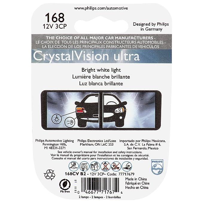 Amazon.com: Foco para faro delantero Philips Xenon HID 3 ...
