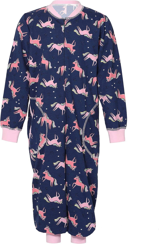 Merry Style Pijama Entero 1 Pieza Vestido de Casa 100% Algodón ...