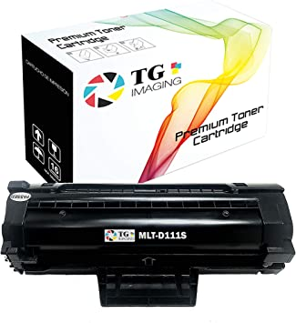 M2070 Black Ink /& Toner USA Compatible Toner Replacement for Samsung MLT-D111S Works with: SL M2020