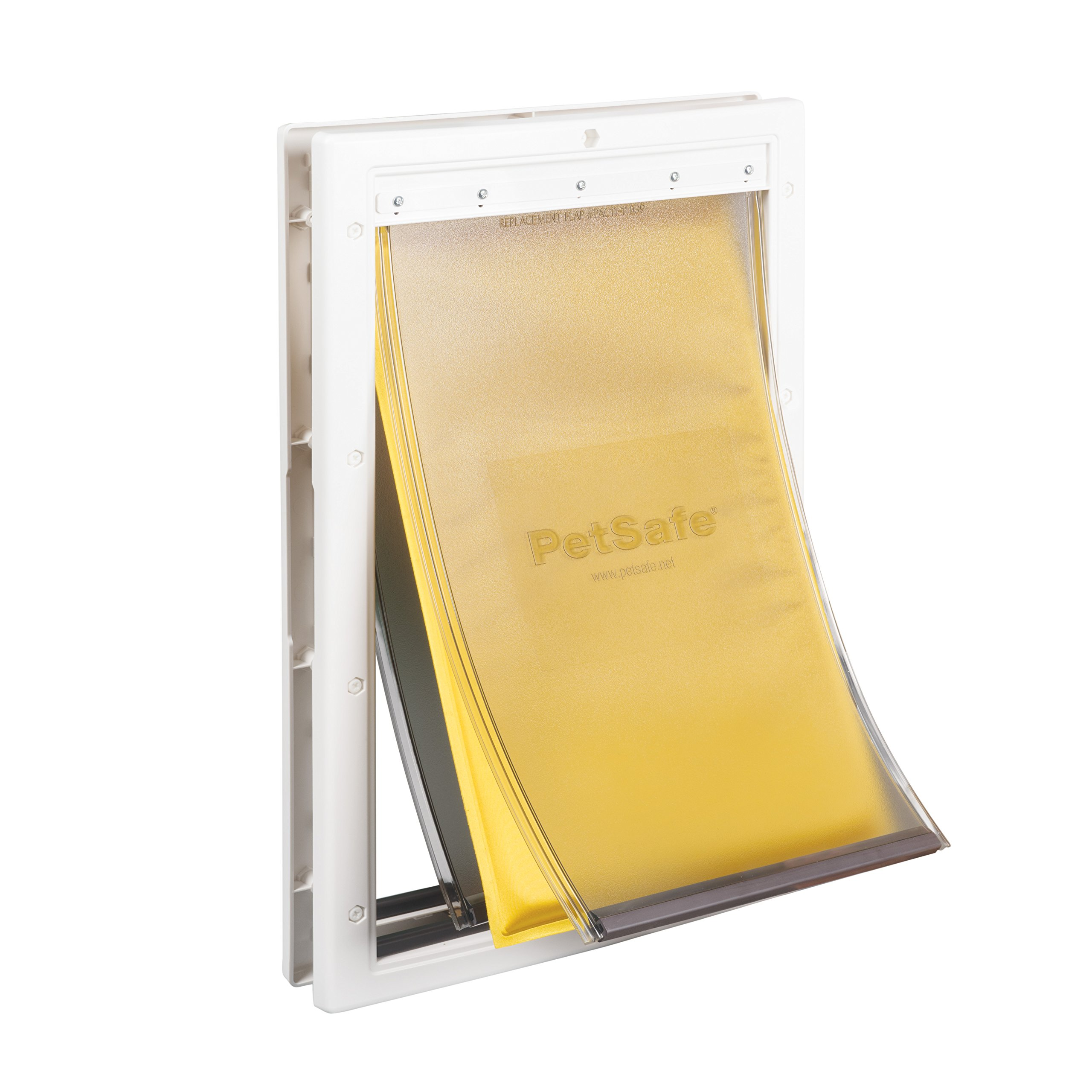 PetSafe Extreme Weather Door White Large