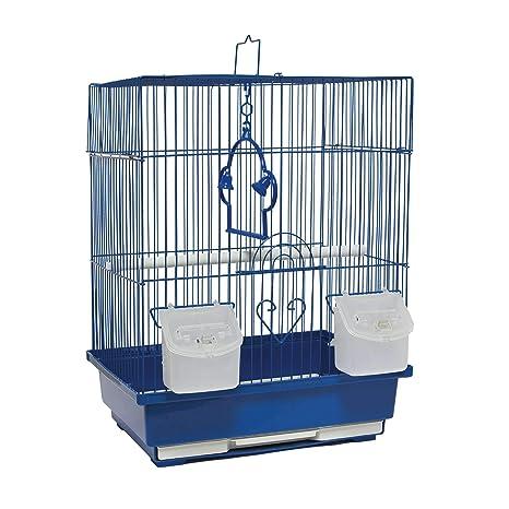 ICA Kana Kit Jaulas Ana para Pájaros: Amazon.es: Productos para ...