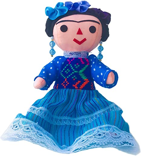Maria Painter Mexican Handlade Ragdoll – 9.5