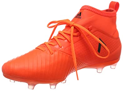 pretty nice f9ed0 8055f adidas Ace 17.2 FG, Chaussures de Football Homme, Multicolore OrangeCore  Black