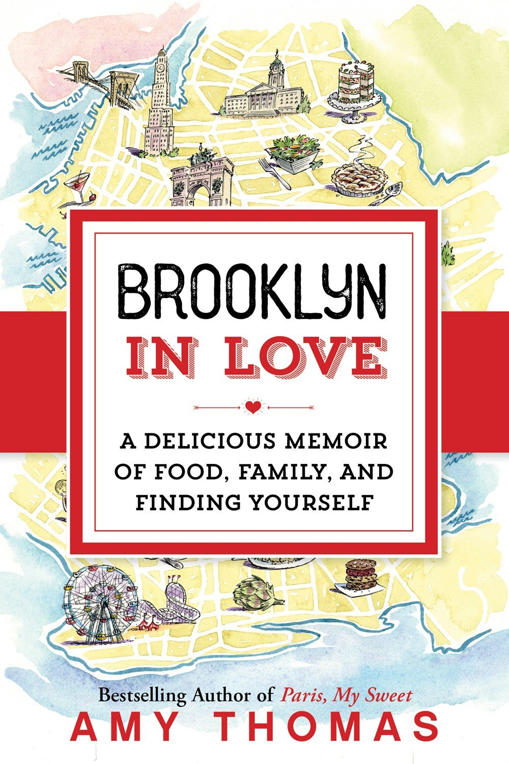 Download Brooklyn in Love: A Delicious Memoir of Food, Family, and Finding Yourself PDF