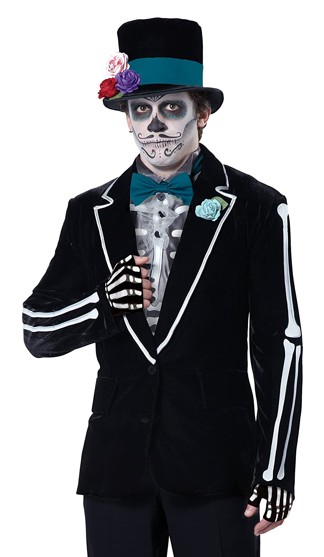 California Costumes Men's El Novio Muerto