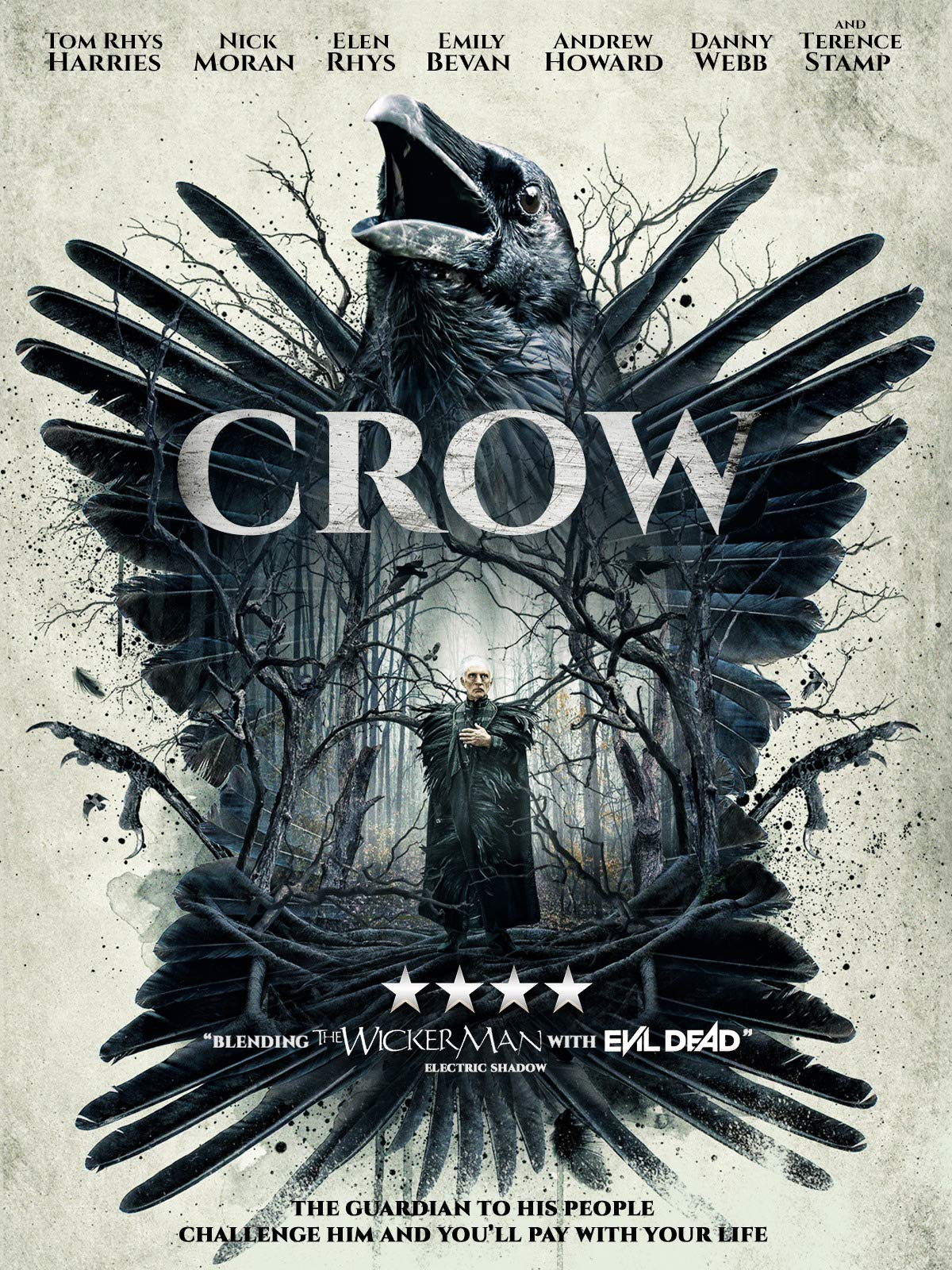 Crow on Amazon Prime Video UK