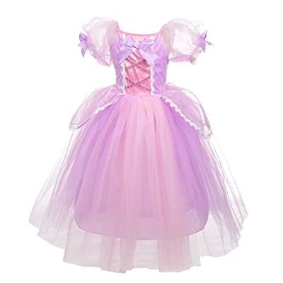 Dressy Daisy Princess Dress Up Costumes Halloween Party Fancy Dresses: Clothing