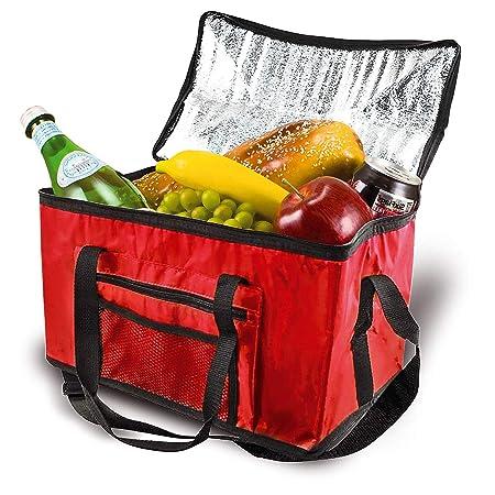 Parkland® - Nevera portátil extragrande de 26 L, para picnic ...