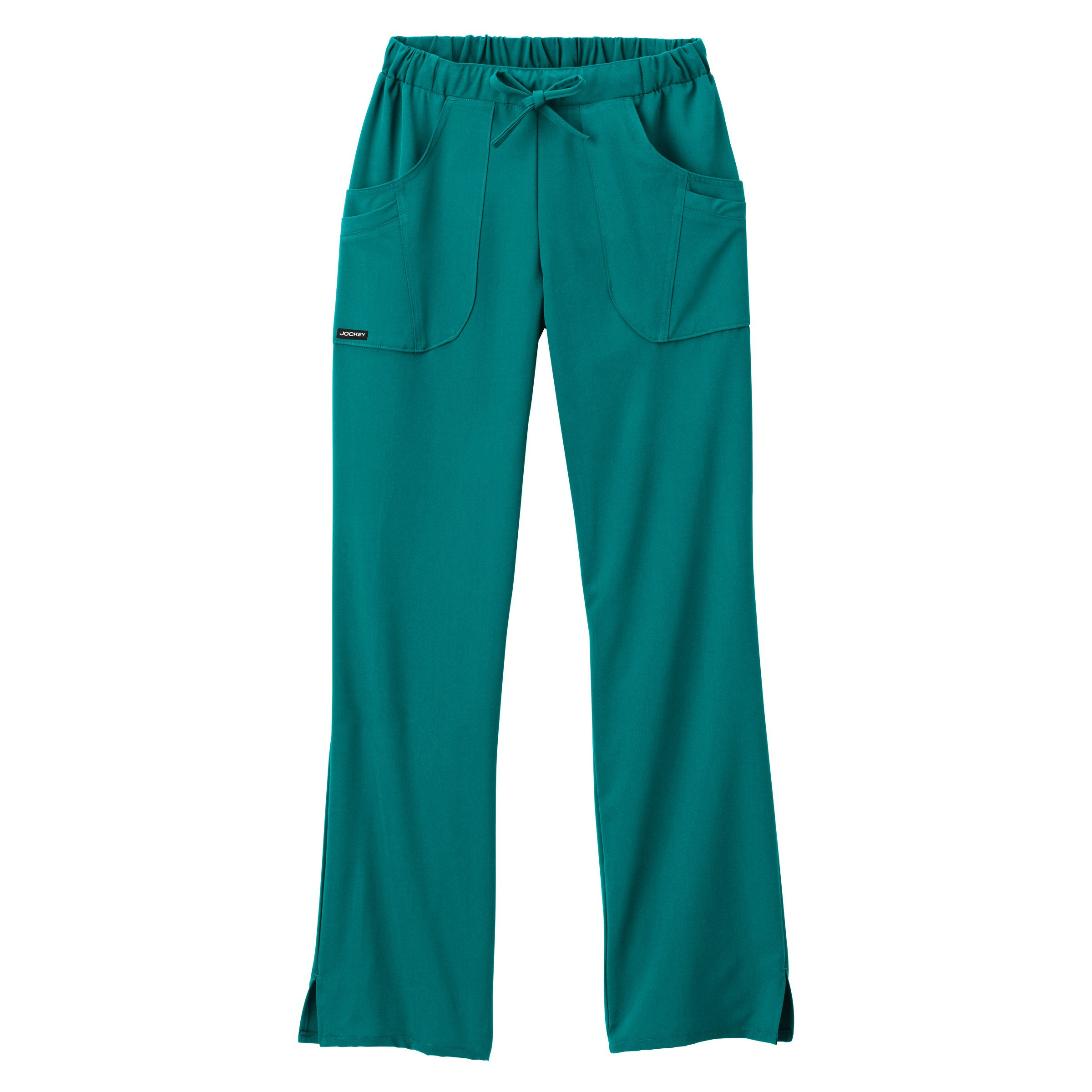 Classic Fit Collection by Jockey Women's Next Generation Elastic Drawstring Waist Scrub Pant XX-Large Teal