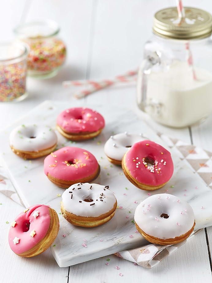 lagrange Jeu de plaque Mini-donuts /Mini Bagels pour Gaufrier ...