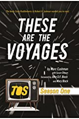 These are the Voyages: TOS, Season 1 Hardcover
