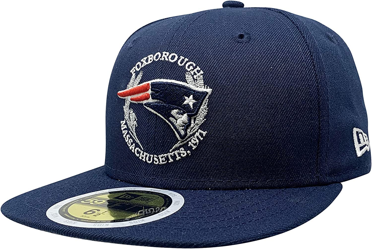 New Era New England Patriots NFL 17 Sideline 59fifty Fitted Cap Limited Edition