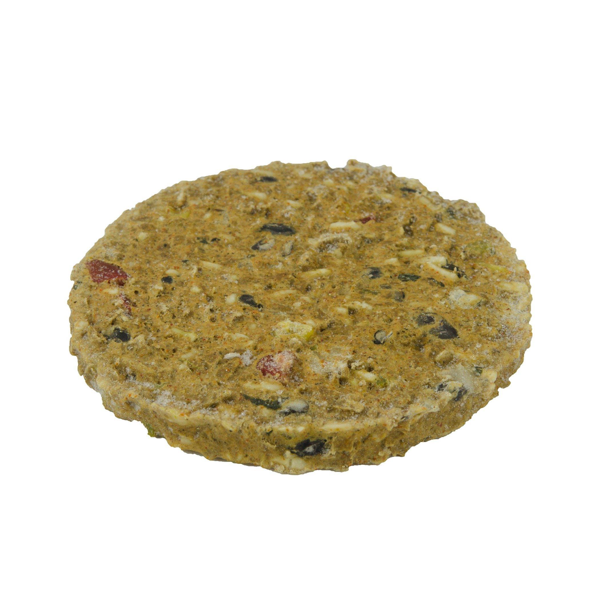 Garden Burger Veggie Burger, Black Bean, 3.4 oz, (48 count)