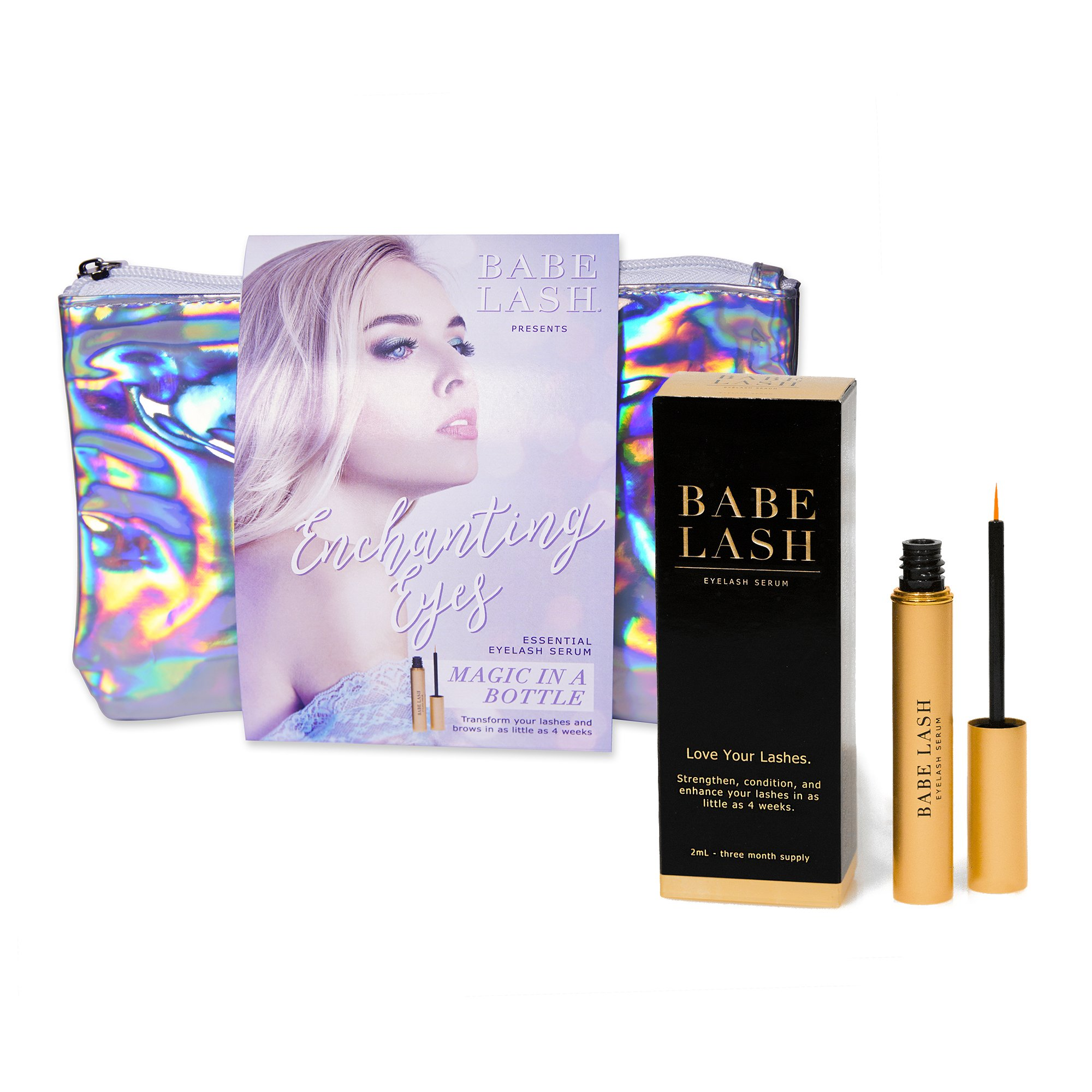 Babe Lash Eyelash Serum (Enchanting Eyes Kit)