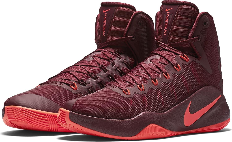Nike 844359-680, Zapatillas de Baloncesto para Hombre, Rojo (Team ...