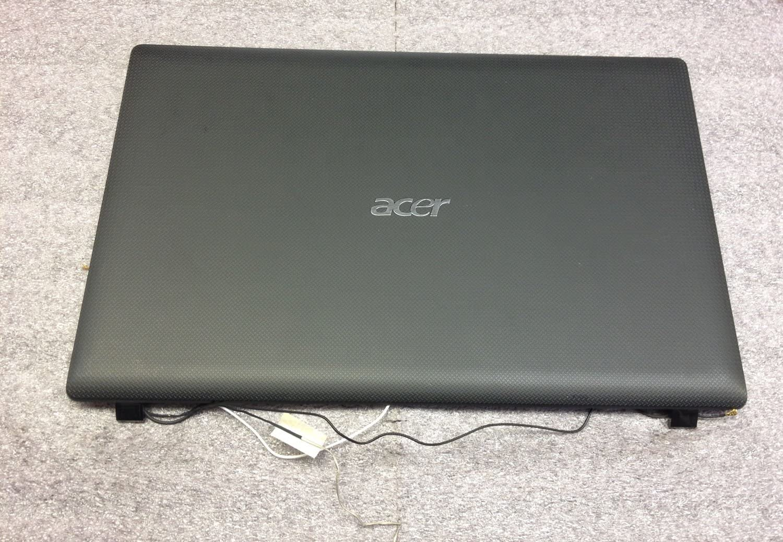 "AP0C90009100 New Genuine Acer Aspire 5251 5551 5551G Laptop Black Lcd Back Cover 15.6"""