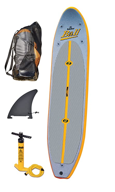 a256a7005 Amazon.com   Solstice by Swimline Bali Stand-Up Paddleboard   Paddle Boards    Sports   Outdoors