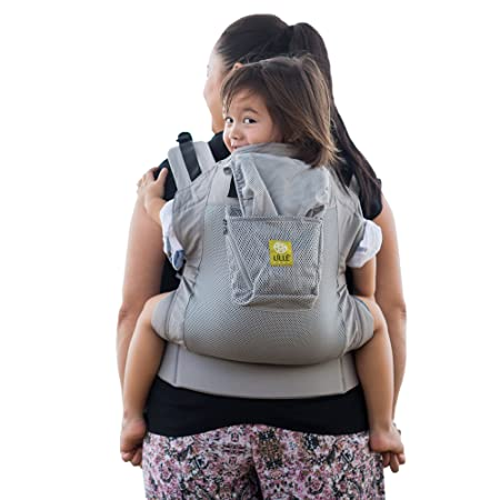 LILLEbaby 3 in 1 CarryOn Toddler Carrier – Air Mist