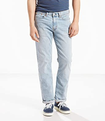 f99df12691a Levi's Men's 514 Straight Fit Jeans: Amazon.in: Clothing & Accessories