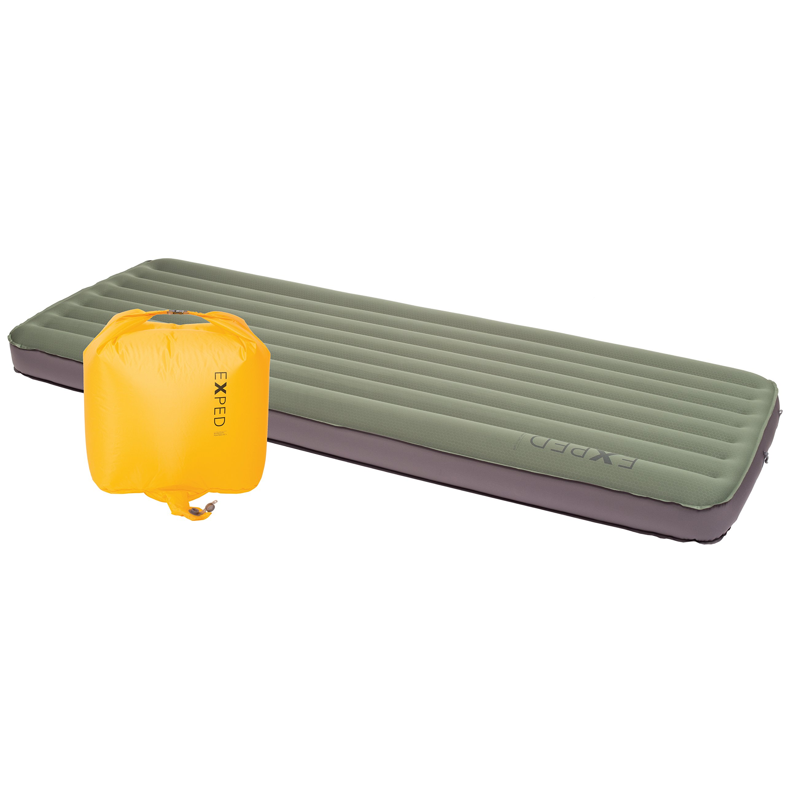 Exped MegaMat Lite 12 Sleeping Pad, Green, Large X-Wide by Exped