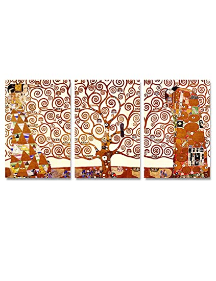 366c4ebfb4e Image Unavailable. Image not available for. Color  DECORARTS- The Tree of Life  by Gustav Klimt ...