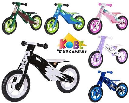 online retailer 1c0c3 3a823 Kobe Wooden Balance Bike