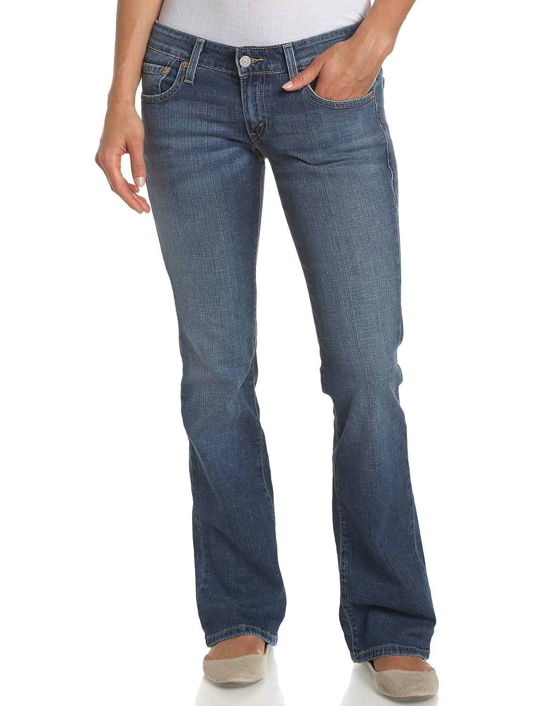 38a309791 Levi's Women's 524 Bootcut Jean at Amazon Women's Jeans store