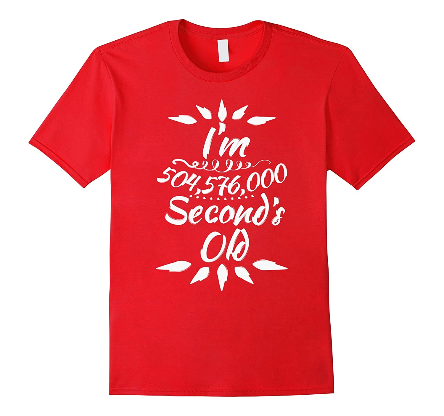 Cool Birthday t shirt for 16 years old birthday party Maths